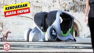 Download Mobil ini Bisa Membelah Diri Seperti Amuba, inilah Kendaraan Konsep untuk Masa Depan Manusia Video