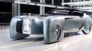 Download OFFICIAL: 2016 Rolls-Royce 103EX Concept Video