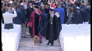 Download Yale Commencement 2018 Highlights Video