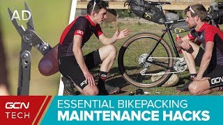 Download 3 Essential Bikepacking Maintenance Hacks Video