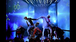 Download BTS on AMA's Performing DNA Video