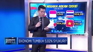 Download Ekonomi Indonesia Tumbuh 5,02%, Disyukuri Nggak Nih? Video