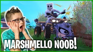 Download Noob Plays with a Marshmello!! Video