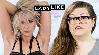 Download Ladylike Goes 30 Days Without Shaving Video