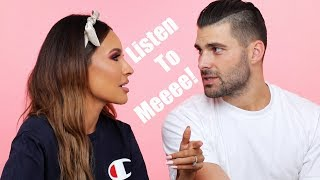 Download HUSBAND Q&A: HIDDEN TATTOOS, RELATIONSHIP ISSUES, WORKING TOGETHER | DESI PERKINS Video