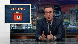 Download Voting: Last Week Tonight with John Oliver (HBO) Video
