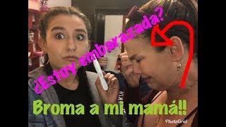 Download BROMA A MI MAMA (NIURKA) *ESTOY EMBARAZADA* ME DEJO DE HABLAR! / Romi Marcos Video