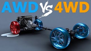 Download The Difference Between AWD vs 4WD Video