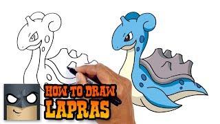 Download How to Draw Lapras | Pokemon Video
