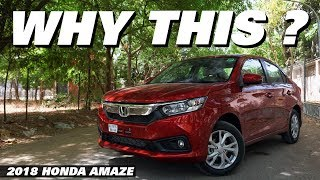 Download Top 6 reasons to buy the 2018 Honda Amaze | Auto Encyclo | Price, Specifications Video