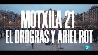 Download Motxila 21, Ariel Rot y El Drogas: ″En blanco y negro″ | Escuchando Navarra y La Rioja | Video