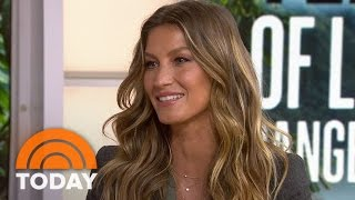 Download Gisele Bundchen On Preserving Brazil's Rainforest, Parenting With Tom Brady | TODAY Video