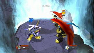Download Digimon Rumble Arena 2: All Digivolutions & Special Attacks PS2 Gameplay HD (PCSX2) Video