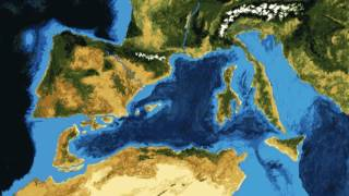 Download The Formation of the Mediterranean Sea Video