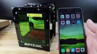 Download Mini Portable Laser Engraver Video