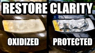 Download Restore Neglected Headlights to BETTER THAN NEW Condition Video