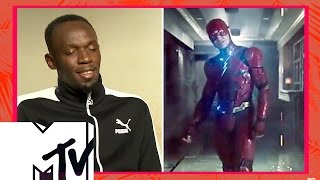 Download Usain Bolt Wants To Be In The Flash Movie | MTV Video