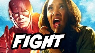 Download The Flash vs Iris West Epic Battles and The Flash New Powers Video