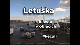 Download S hlavou v oblacích, povolání letuška | Kecall.cz E43 [Sub: EN, VN] Video