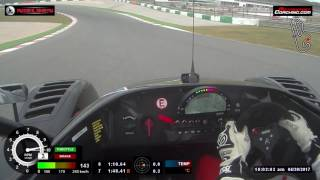 Download My fastest lap 1.47.91 in second race at Portimao 30.04.2017. European masters Video