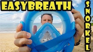 Download Tribord Easybreath Review - Best Snorkel Mask Ever Video