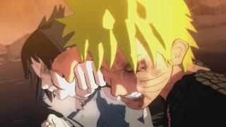 Download Naruto vs Sasuke Final Boss Battle & Ending - Naruto Shippuden Ultimate Ninja Storm 4 Video