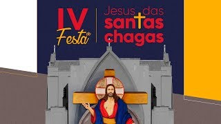 Download IV FESTA DE JESUS DAS SANTAS CHAGAS Video