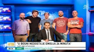 Download Zoran Kesić za BHT1 u svom elementu komentirao političku regionalnu scenu Video