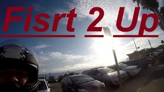 Download My First 2 Up Ride Video