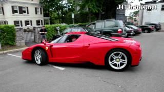 Download Tommy Hilfiger driving his Ferrari Enzo Video