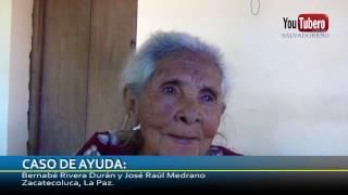 Download VISITANDO A BERNABE Y DON RAUL Los ancianos de Zacatecoluca El Salvador Video