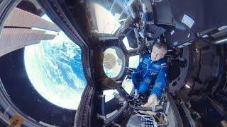 Download «Космос 360»: панорамное путешествие по МКС с космонавтом Андреем Борисенко Video