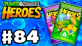 Download Plants vs. Zombies: Heroes - Gameplay Walkthrough Part 84 - Complete Card Collection! (iOS, Android) Video