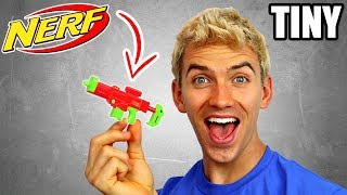 Download WORLDS SMALLEST NERF GUN!! Video