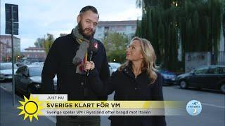 Download Här är drömgruppen för Sverige i VM - Nyhetsmorgon (TV4) Video