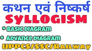 Download Syllogism ||Reasoning in Hindi|| कथन एवं निष्कर्ष | rrb alp Group D SSC MTS|RRB/IBPS PO Video