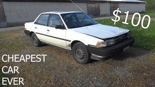 Download Bought The Cheapest Car Ever Video