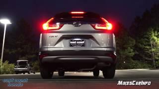 Download AT NIGHT: 2017 Honda CR-V LX Interior and Exterior Lighting Video