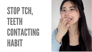 Download What is TCH? Teeth Contacting Habit | How many minutes should the teeth be touched each other? Video
