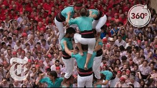 Download How to Build a Human Tower | The Daily 360 | The New York Times Video