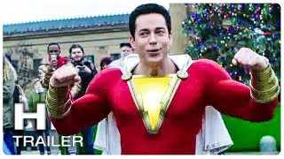 Download SHAZAM All Movie Clips + Trailer (2019) Video