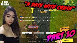 Download Rules Of Survival PH Funny Moments - ″A Date With Crush″ Part 10 (Tagalog) Video