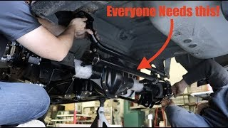Download The BEST MOD for your F-body!!! TRZ Anti roll!!! Video