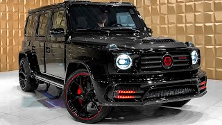 Download 2020 Mercedes AMG G 63 Mansory - New G Wagon on Steroids! (4k) Video
