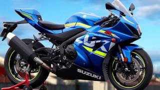 Download New 2017 GSXR 1000! Best power to weight ratio? Video