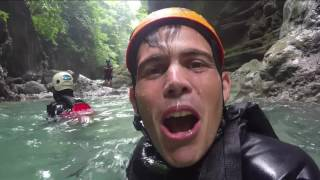 Download Canyoneering Cebu - Extreme Philippines Adventure (BecomingFilipino) Video