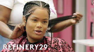 Download Why Arnell Armon Almost Stopped Making Hair Videos | Skin Deep | Refinery29 Video