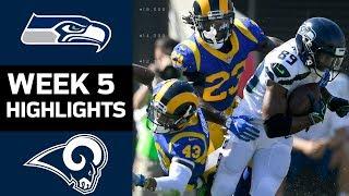 Download Seahawks vs. Rams | NFL Week 5 Game Highlights Video