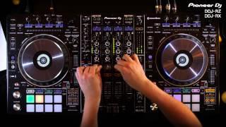 Download Pioneer DJ DDJ-RZ & DDJ-RX Official Introduction Video