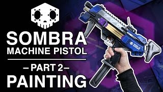 Download How to Airbrush Props - Sombra Gun Replica - Part 2 Video